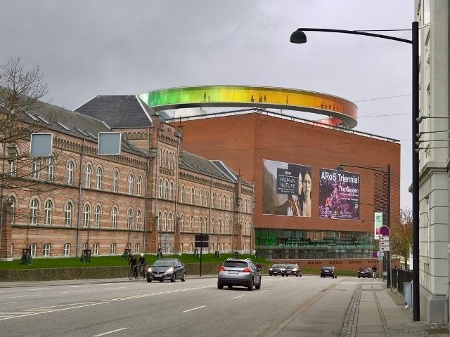 参观 ARoS Aarhus Kunstmuseum