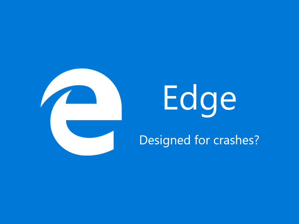 Microsoft Edge Live Tile APIs are more than broken