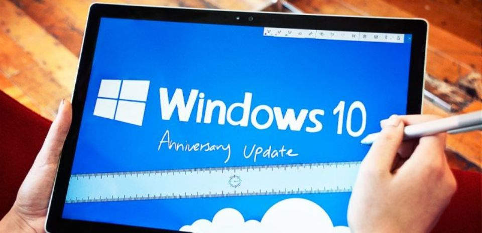 ⑨ 评 Windows 10 周年更新