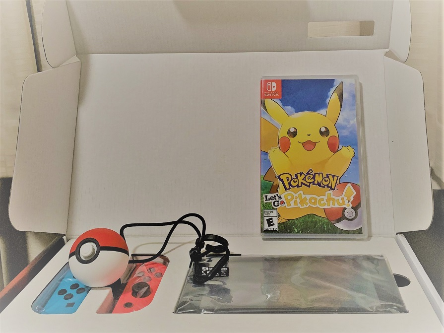 Pokémon Let's Go Pikachu 一周目通关