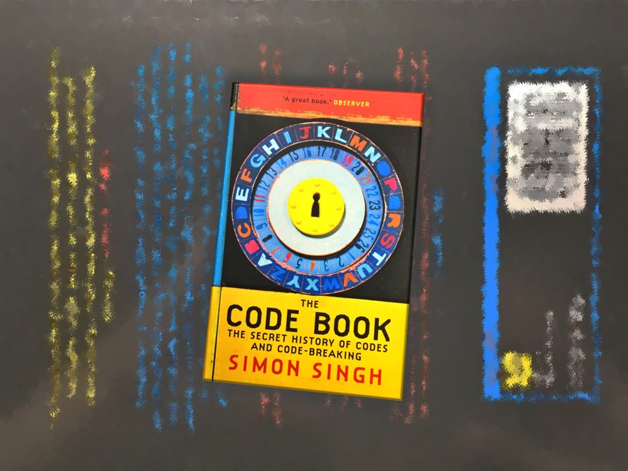 The Code Book (Simon Singh) 读书笔记
